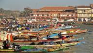 جمهورية غينيا في أفريقيا