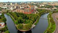 مدينة خاركوف في أوكرانيا