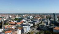 مدينة هانوفر في ألمانيا