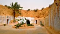 مدينة مطماطة في تونس