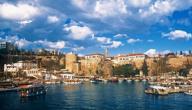 معالم مدينة أنطاليا التركية
