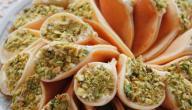 طرق حلويات رمضانية سهلة