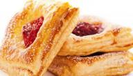 طرق حلويات البف باستري