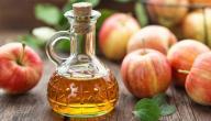 طريقة استعمال خل التفاح لإزالة القشرة