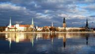 مدينة لاتفيا السياحية