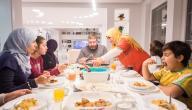 أحاديث عن آداب الطعام