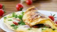 طرق وجبات سهلة وسريعة