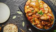 طرق عمل صواني دجاج