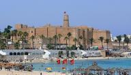 مدينة منستير التونسية