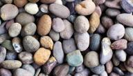 معايير تصنيف الصخور الرسوبية