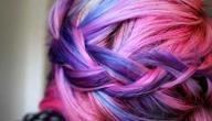 تعلم خلط ألوان صبغ الشعر