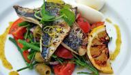 طرق عمل سمك الماكريل