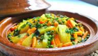 طريقة الطبخ بالطاجن المغربي