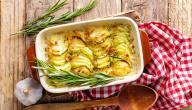 طرق مختلفة لطبخ البطاطس
