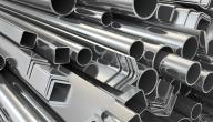 ما هي كثافة الحديد