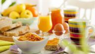 ما هي وجبة الفطور الصحية