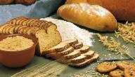 صنع الخبز الأسمر