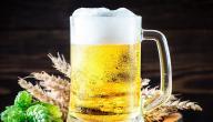 صناعة شراب الشعير