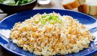 طريقة تحضير أرز بالشعيرية