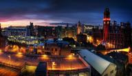 معلومات عن مدينة مانشستر في بريطانيا