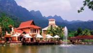 مدينة قدح في ماليزيا