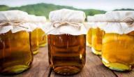 صنع العسل بالسكر