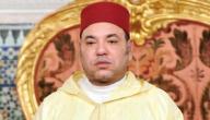 مراحل حياة الملك محمد السادس