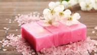 صناعة صابون الاستحمام
