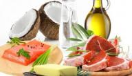 طريقة اتباع حمية غذائية