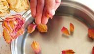صناعة عطر الورد