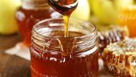 صنع العسل المنزلي