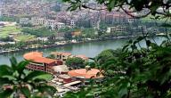 مدينة فوشان في الصين