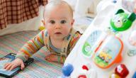 معلومات عن مراحل نمو الطفل