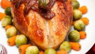 طريقة طبخ صدور الديك الرومي