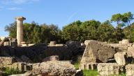 مدينة أوليمبيا اليونانية