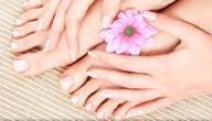 طريقة تنعيم وتبييض اليدين