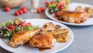 شوي الدجاج على الطريقة التركية