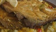 عمل مطبق السمك على الطريقة العراقية