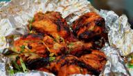 طبق دجاج هندي