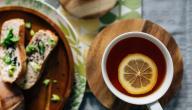 طريقة شرب الشاي الأخضر للرجيم