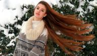 طريقة تجعل الشعر ناعماً وطويلاً