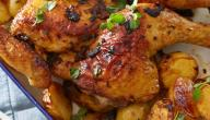 طريقة عمل صينية البطاطس مع الدجاج