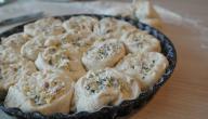 طريقة عمل فطائر الجبن الأبيض