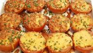 طريقة عمل محشي طماطم