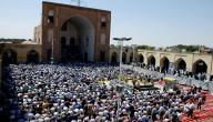 شرح أداء صلاة عيد الفطر
