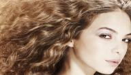 طريقة تجعيد الشعر ببديل الزيت