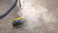 طريقة الغسيل بالبخار