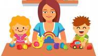 طرق تدريس رياض الأطفال الحديثة