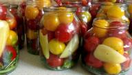 طريقة عمل مخلل طماطم