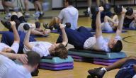 مفهوم التدريب الرياضي